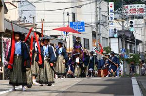 湯沢市 大名行列  .jpg
