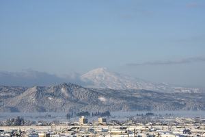 湯沢市積雪情報 2014.1.24.1.jpg