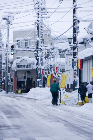 湯沢市積雪状況2014.12.25.3.jpg
