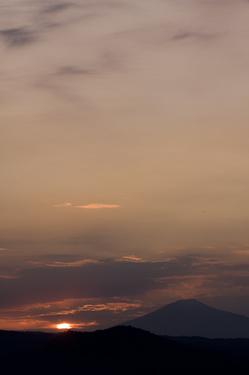 鳥海山夕日  1023.jpg