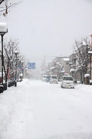 湯沢市積雪情報 2014.12.15.市内の様子2 .jpg