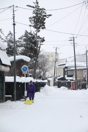 湯沢市積雪情報 2014.12.18.3 .jpg