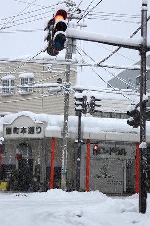 湯沢市積雪情報 2014.12.22.2 .jpg