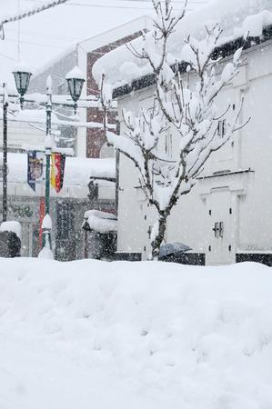 湯沢市積雪情報 2014.12.26.2 .jpg