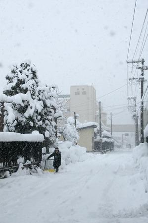 湯沢市積雪情報 2014.12.26.5 .jpg