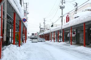 秋田県 湯沢市 積雪情報2016.1.12.2 .jpg