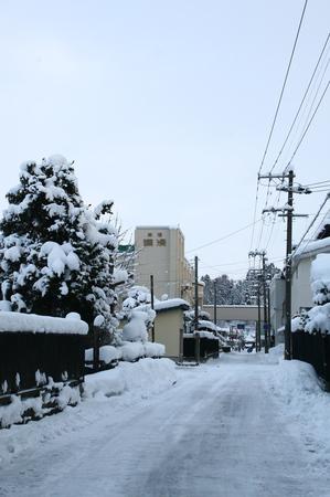 秋田県 湯沢市 積雪情報2016.1.12.4 .jpg