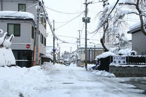 秋田県 湯沢市 積雪情報2016.1.123 .jpg