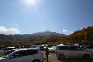 鳥海山5合目 祓い川登山口 駐車場.jpg